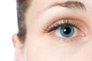 Белые точки под глазами – причины и лечение